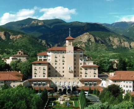 2021 GWG Convention: Broadmoor Hotel